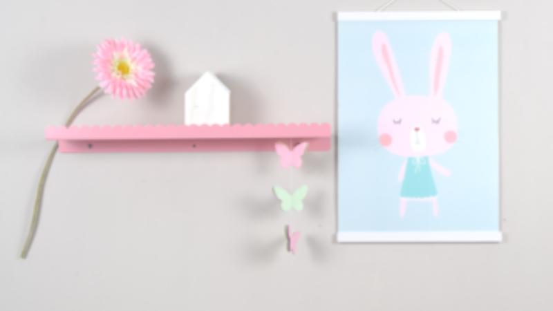 Posters voor een meisjeskamer