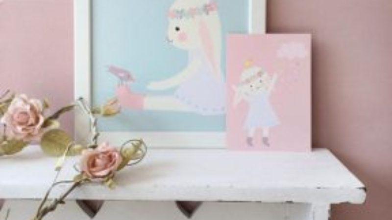 Posters voor de kinderkamer