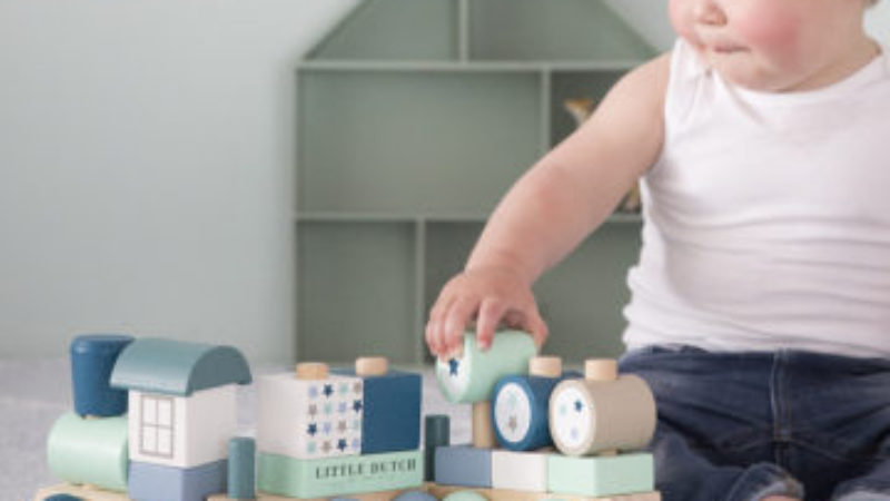 Little Dutch houten speelgoed voor je Baby