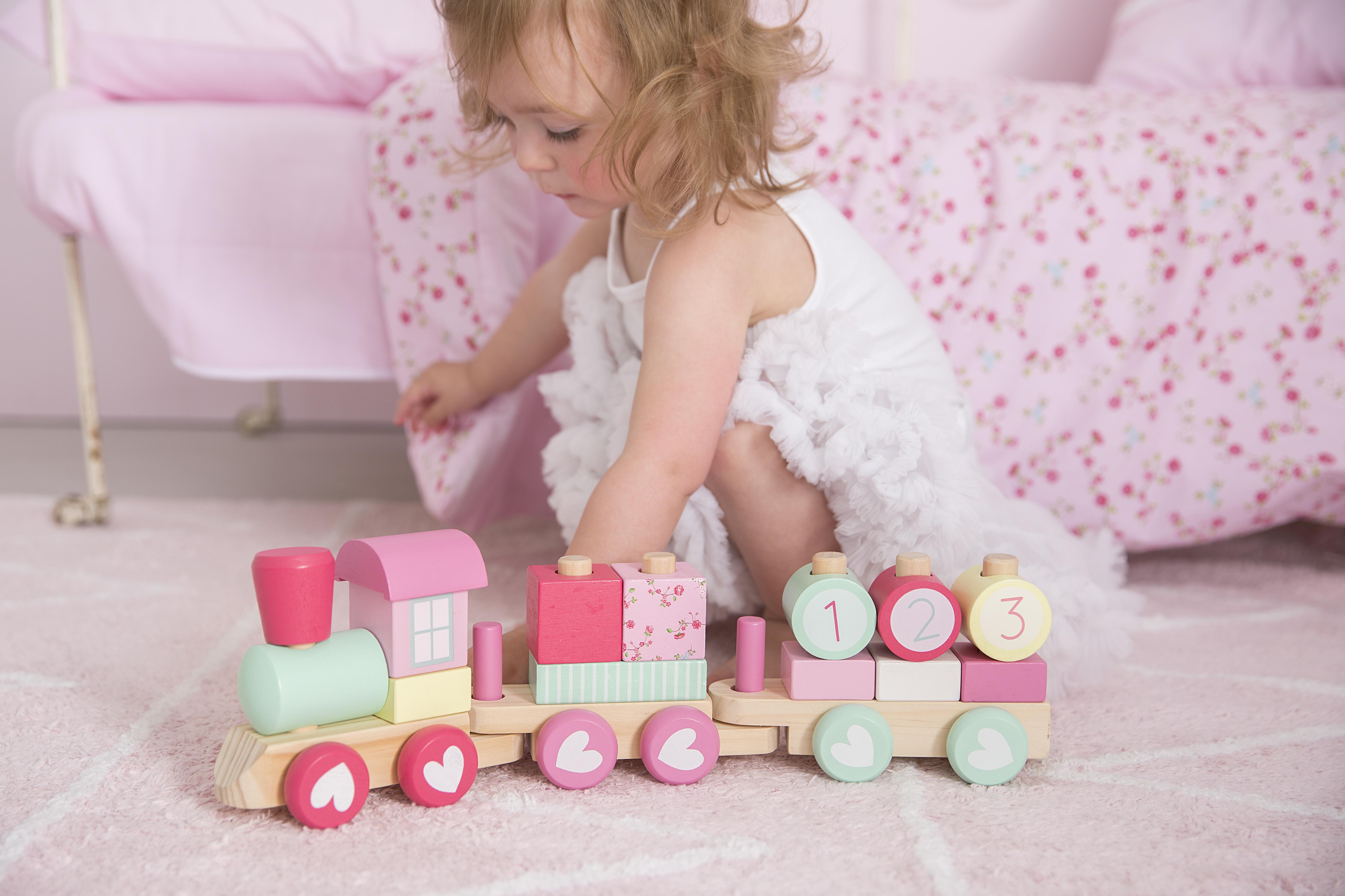 Little Dutch houten speelgoed voor je Baby Hippe Kidz