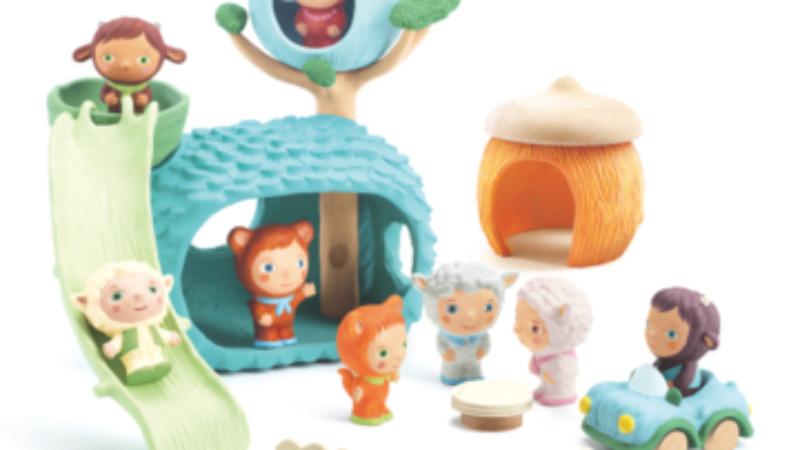 Babyspeelgoed van Djeco